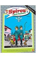 9788128614866: The Dictator and the Mushroom (Adventures of Spirou and Fantasio, #7)