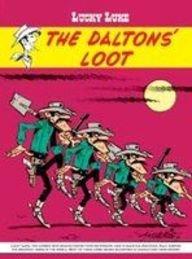 9788128620553: Lucky Luke: The Dalton's Loot