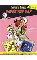 9788128620591: LUCKY LUKE SAVES THE DAY