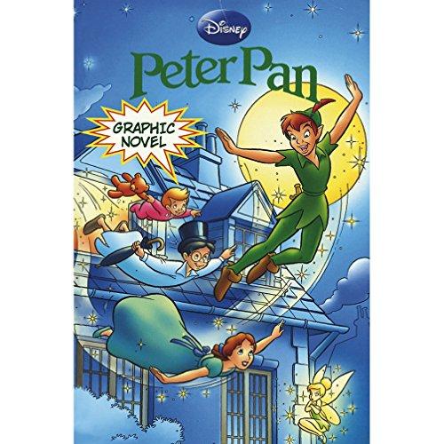 9788128637483: DISNEY PETER PAN GRAPHIC NOVEL