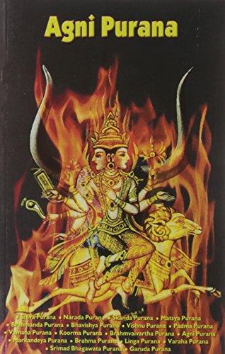 9788128801457: Agni Purana