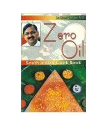 9788128805127: Zero Oil South Indian Cooking