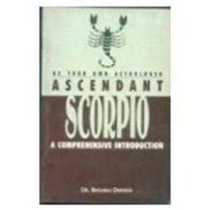9788128809484: Ascendant Scorpio