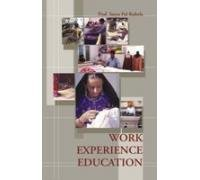 9788128812118: Work Experience Education