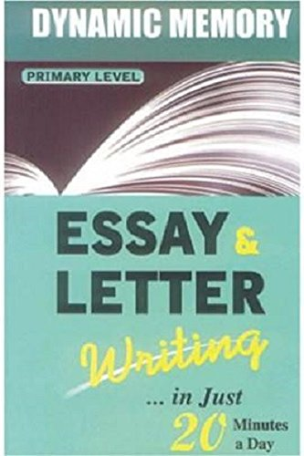 Dynamic Memory Essay & Letter Writing (For: Mamta Chaturvedi