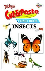 9788128825057: Tubbys Cut & Paste Chart Book Insects