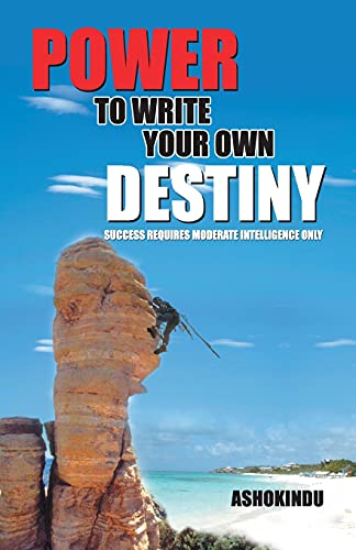 Power To Write Your Own Destiny English(PB)