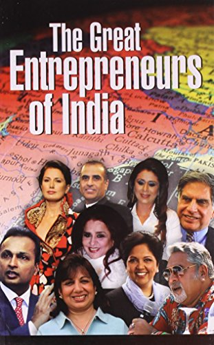 The Great Entrepreneurs Of India English(PB)