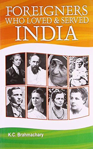 Foreingners Who Loved & Served India English(PB)