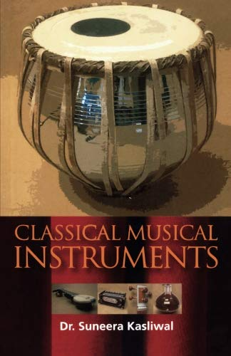 9788129104250: Classical Musical Instruments