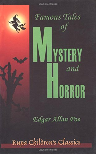 9788129104465: Famous Tales of Mystery and Horror
