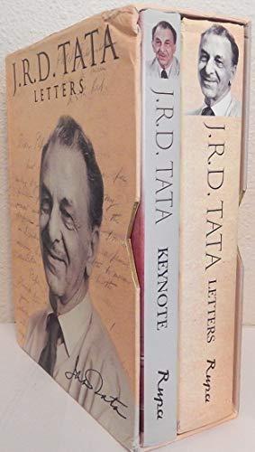 J.R.D. Tata: Letters (2 Volume Set): Tata, J.R.D.