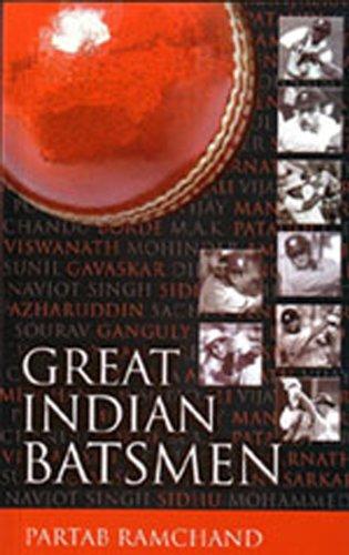 Great Indian Batsmen: Partab Ramchand