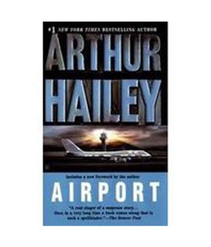 9788129108012: Airport [Paperback] Arthur Hailey