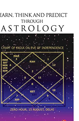 9788129108210: Learn, Think and Predict Through Astrology