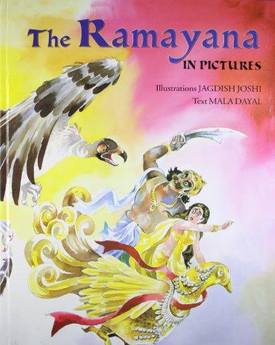 Ramayana in Pictures: Joshi, Jagdish, Mala