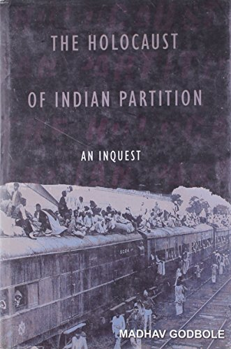 9788129109910: The Holocaust of Indian Partition: An Inquest