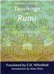 Masnavi I Ma'navi: Teachings of Rumi: E.H. Whinfield; Introduction