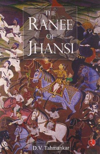 9788129112330: The Ranee of Jhansi