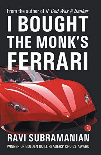 9788129112859: I Bought the Monk's Ferrari