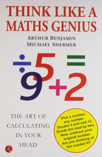 Think Like a Maths Genius (8129113058) by Benjamin, Arthur