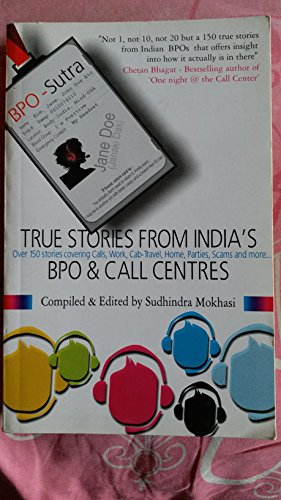 9788129114358: True Stories From India's BPO & Call Centres (Centers)