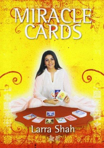 Miracle Cards: Larra Shah