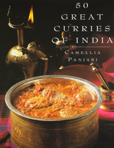 9788129114662: Rupa Publications 50 Great Curries Of India [W/Dvd]