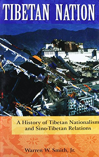 9788129114785: Tibetan Nation: A History of Tibetan Nationalism and Sino-Tibetan Relations