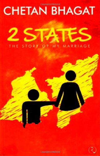 9788129115300: 2 States: The Story of My Marriage
