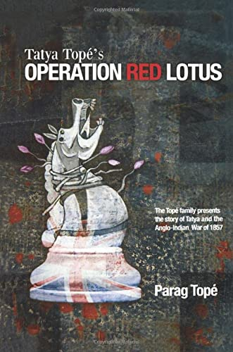 9788129115621: Tatya Tope's Operation Red Lotus