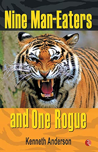 9788129116420: Nine Man Eaters and One Rogue