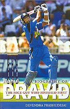 A BIOGRAPHY OF RAHUL DRAVID - PB