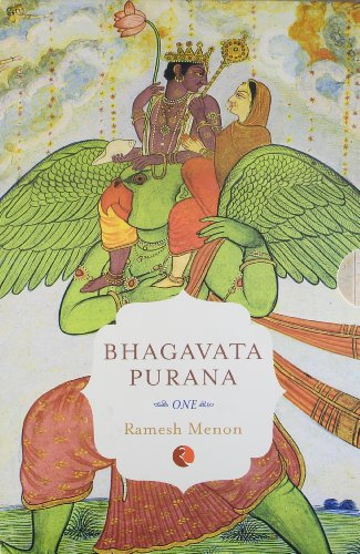 BHAGAVATA PURANA A SET OF TWO VOLUMES