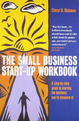 9788129116802: The Small Business Start-up Workbook