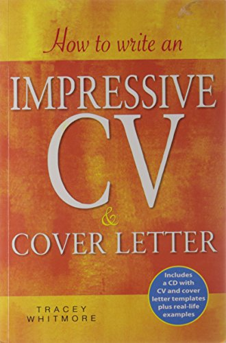 9788129116819: How to Write an Impressive CV & Cover Letter