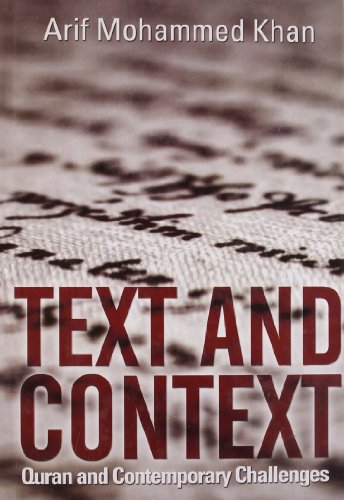 Text and Context: Arif Mohammed