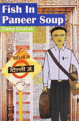 Fish in Paneer Soup: Deep Ghatak