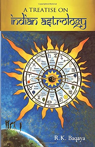 9788129117731: A Treatise on Indian Astrology