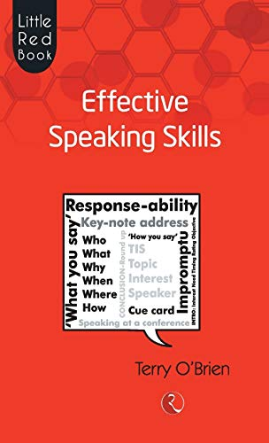 EFFECTIVE SPEAKING SKILLS: LITTLE RED BOOK