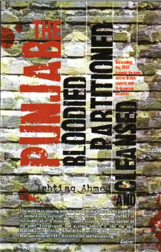 9788129118622: The Punjab: Bloodied, Partitioned and Cleansed