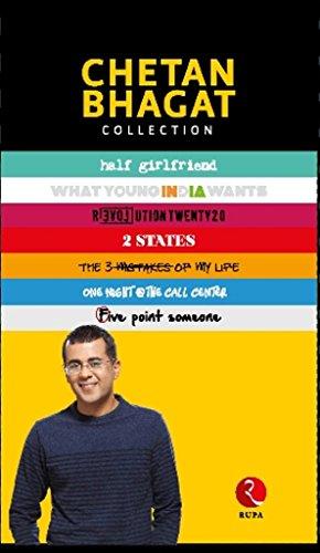 9788129119131: Chetan Bhagat 5 Books Set