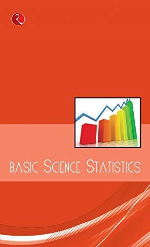 9788129119711: Statistics (Basic Science)