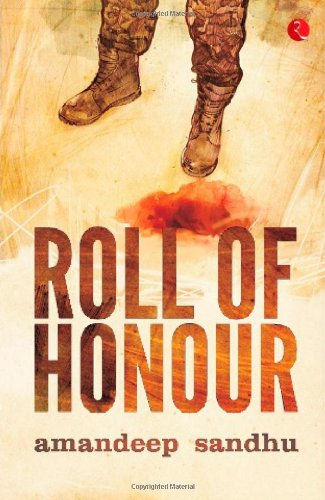 Roll of Honour: Amandeep Sandhu