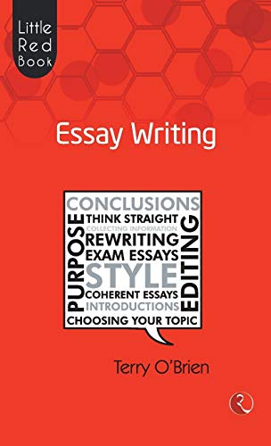 9788129120557: Little Red Book: Essay Writing
