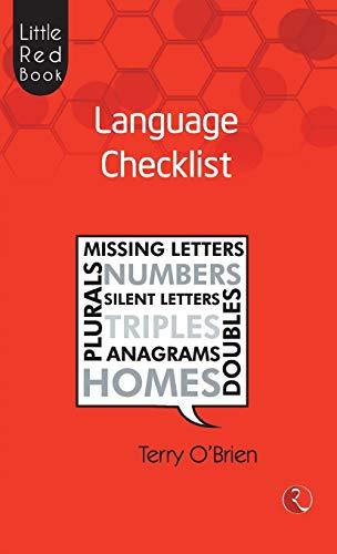 9788129121042: Little Red Book: Language Checklist