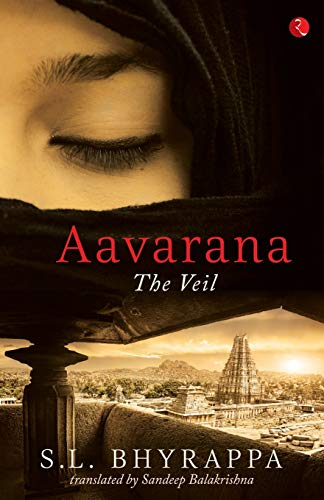 Aavarana: The Veil (Paperback or Softback): Bhairappa, Es El