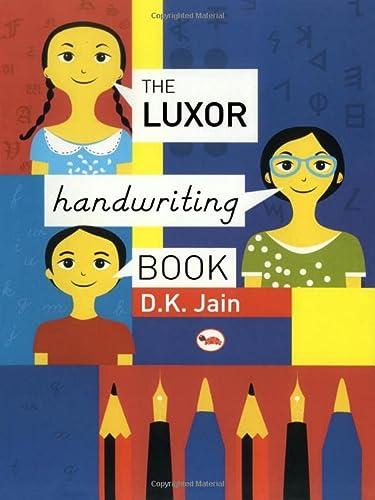 The Luxor Handwriting Book: Jain, D.k.