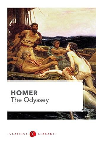 9788129129420: The Odyssey