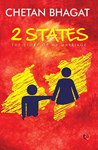 9788129132543: 2 States The Story of My Marriage